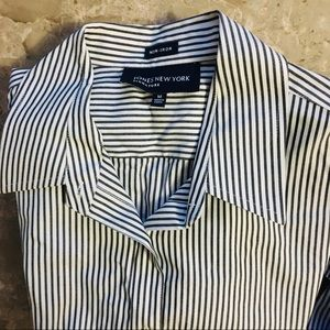 Banana Republic Tops - Bundle of 5 Medium Button Down Blouses Blue White